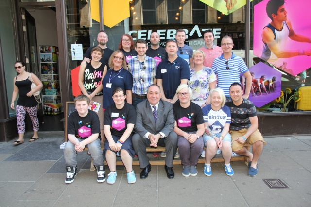 Pride House Glasgow shortlisted in Scottish LGBTI Awards
