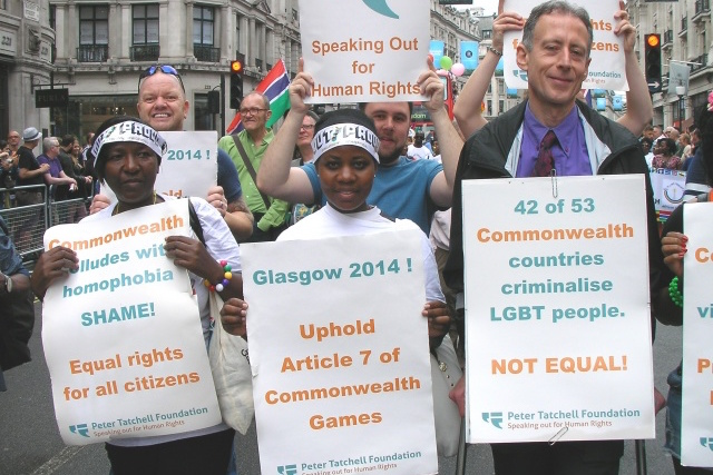 Glasgow 2014: Uphold Article 7
