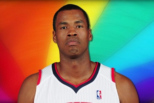 Black History Month- Jason Collins
