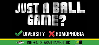 JUST A BALL GAME? PROUD TO ANNOUNCE NEW PATRON
