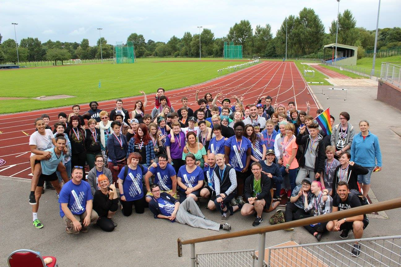 Pride Youth Games 2016 will take place in Stirling