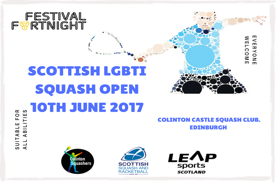 Scottish LGBTI Squash Open