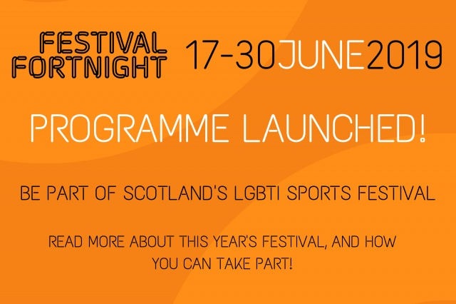 ​Festival Fortnight 2019 Programme Launched