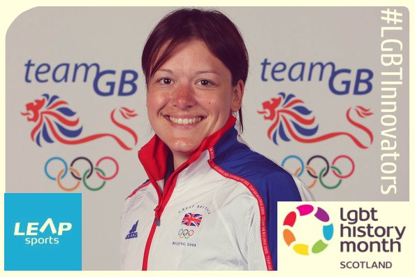 #LGBTInnovators - Former Hockey Player & Olympic Medalist Beth Storry