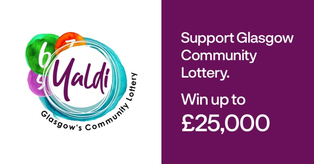 LEAP joins Glasgow Community Lottery