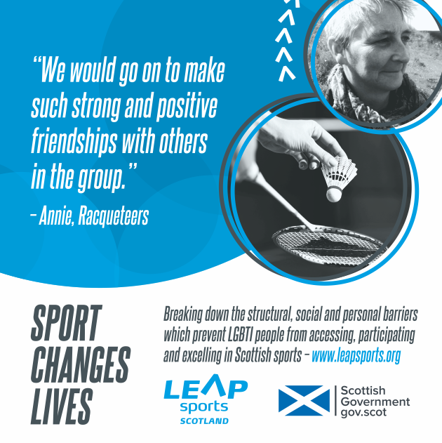 Sport Changes Lives... Annie's Story
