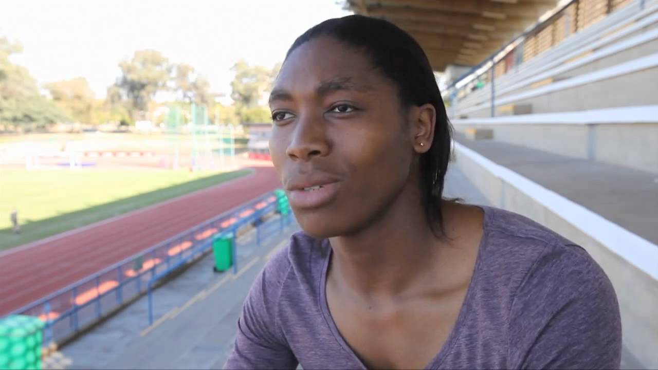 Caster Semenya bids for Olympic glory