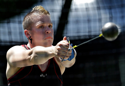 Transgender Athlete Fails to Qualify