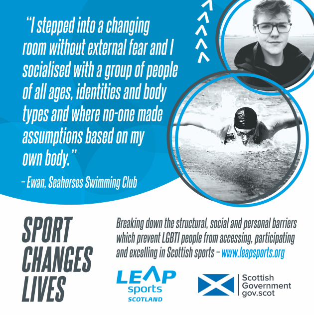 Sport Changes Lives... Ewan's Story