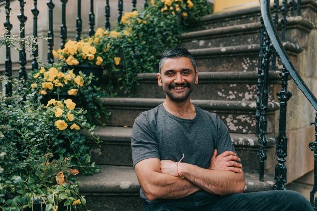 Interview: Fluid Fridays with Tony Basra!