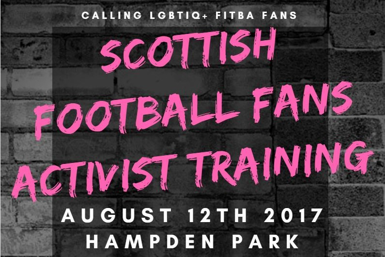 Scottish Football Fans Activist Training