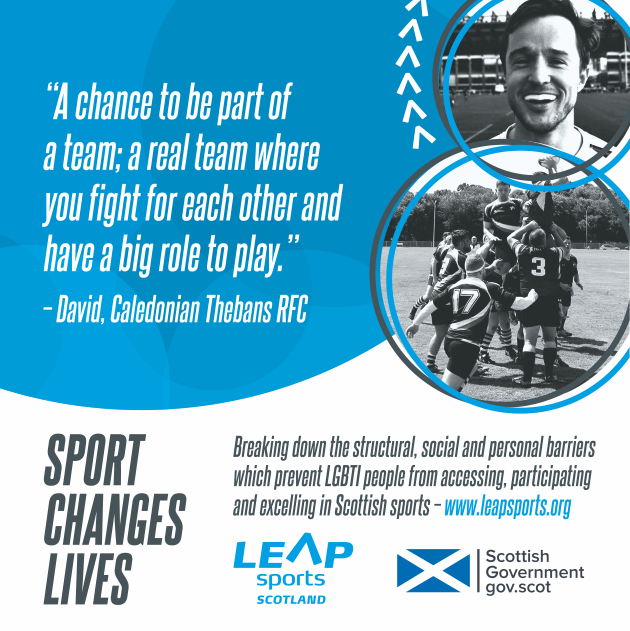 Sport Changes Lives... David's Story