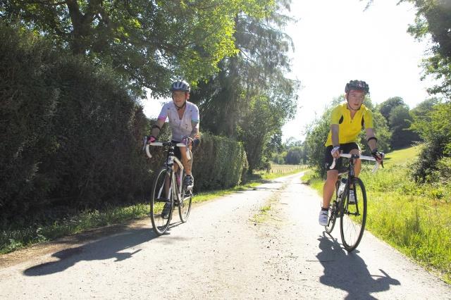 Tour De Trans cycles Land's End to John O'Groats