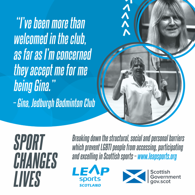 Sport Changes Lives... Gina's Story