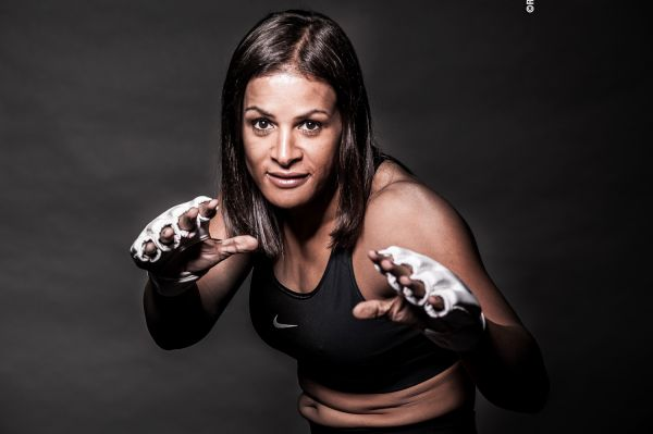 Black History Month- Fallon Fox