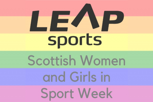 Scottish Women and Girls in Sport Week