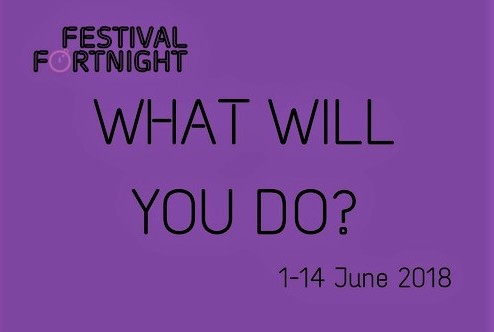 Festival Fortnight 2018 Small Grants