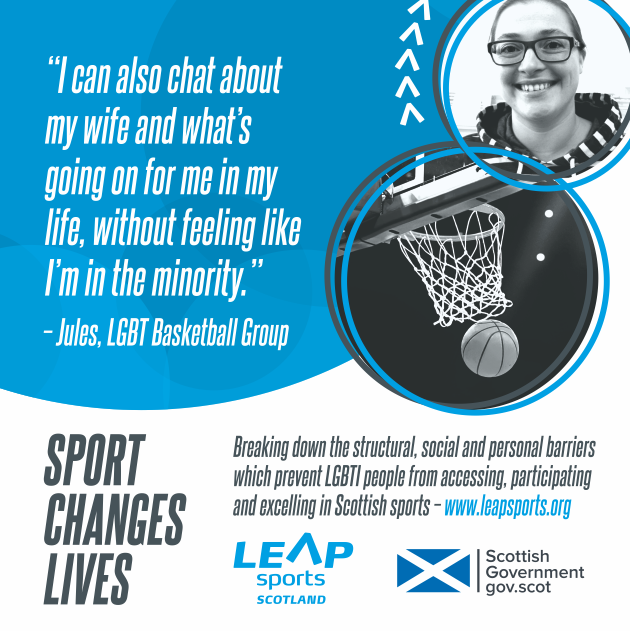 Sport Changes Lives... Jules' Story