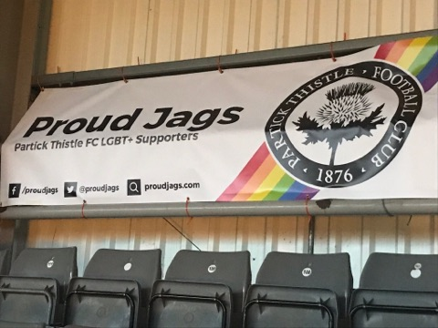 Proud Jags Launch at Firhill