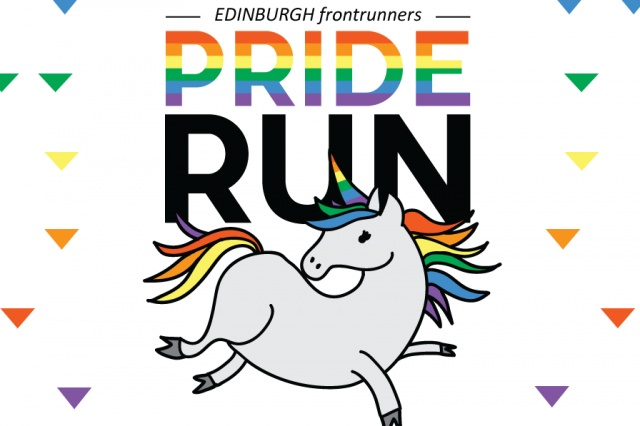 Fun Run debuts at Edinburgh Pride