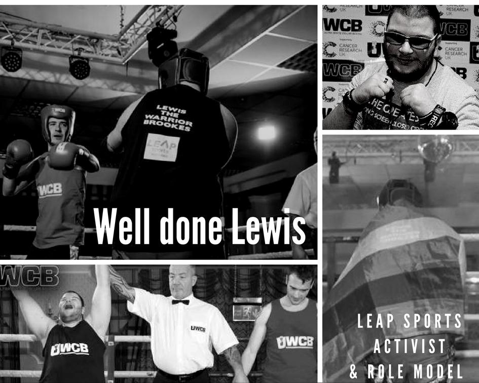 Lewis wins in Aviemore