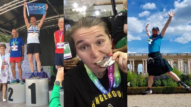 Bumper medal haul as Team Scotland reflect