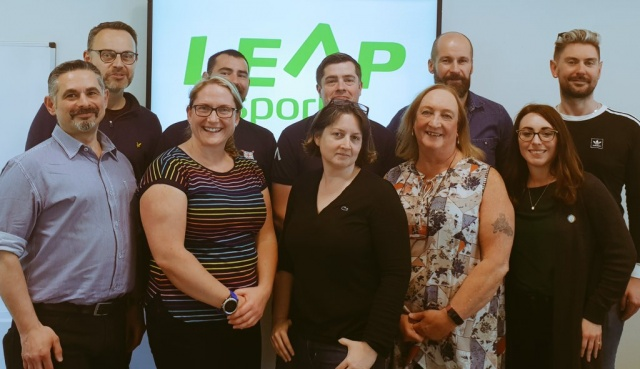 Could you lead LEAP Sports?