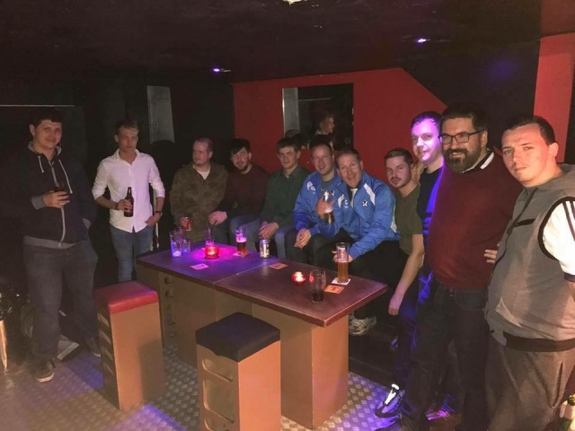Saltire Thistle FC Friday Social Fives