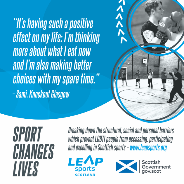 Sport Changes Lives... Sami's Story