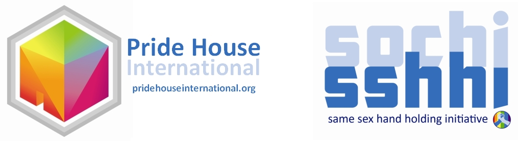 Pride House International launches same-sex hand-holding campaign for Sochi Olympics   Pride House International