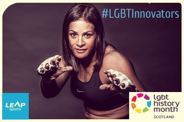 #LGBTInnovators - Mixed Martial Arts Fighter Fallon Fox