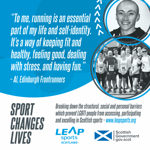 Sport Changes Lives... Al's Story