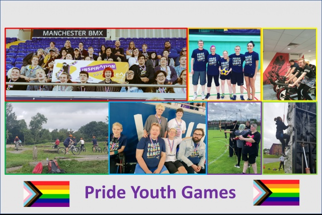 Pride Youth Games 2020 cancelled