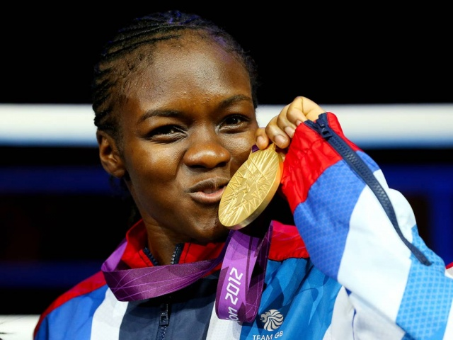 Black History Month- Nicola Adams OBE